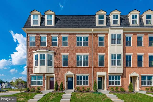 603 E 7Th Street, FREDERICK, MD 21701 (#MDFR254274) :: Network Realty Group