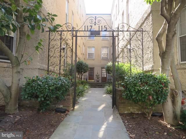117 E Street SE #101, WASHINGTON, DC 20003 (#DCDC444734) :: Keller Williams Pat Hiban Real Estate Group