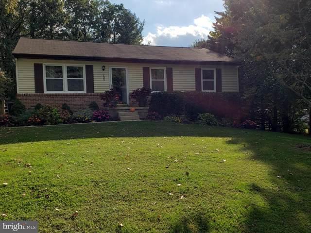 105 Franklin Avenue, SYKESVILLE, MD 21784 (#MDCR192204) :: Keller Williams Pat Hiban Real Estate Group