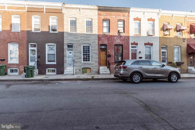 1346 Sargeant Street, BALTIMORE, MD 21223 (#MDBA486328) :: AJ Team Realty