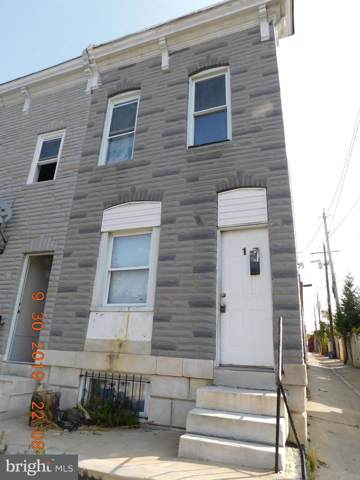 1 N East Avenue, BALTIMORE, MD 21224 (#MDBA486334) :: The Maryland Group of Long & Foster