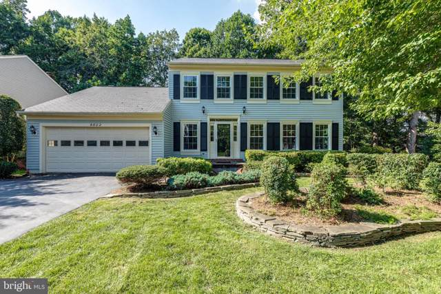 9602 Burnt Oak Drive, FAIRFAX STATION, VA 22039 (#VAFX1092560) :: Homes to Heart Group
