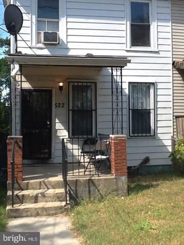 522 56TH Street NE, WASHINGTON, DC 20019 (#DCDC444780) :: AJ Team Realty