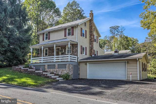 867 Old Forge Road, NEW CUMBERLAND, PA 17070 (#PAYK126054) :: The Joy Daniels Real Estate Group