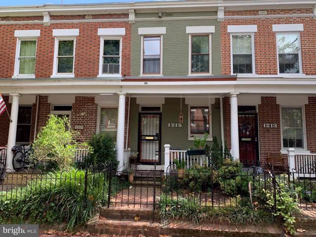 1215 Walter Street SE, WASHINGTON, DC 20003 (#DCDC444798) :: Arlington Realty, Inc.