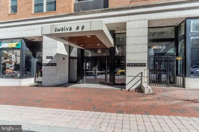 1209 N Charles Street #405, BALTIMORE, MD 21201 (#MDBA486398) :: SURE Sales Group
