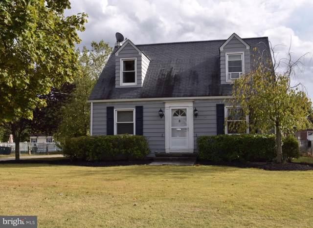 237 Ward Avenue, BORDENTOWN, NJ 08505 (#NJBL358262) :: John Smith Real Estate Group
