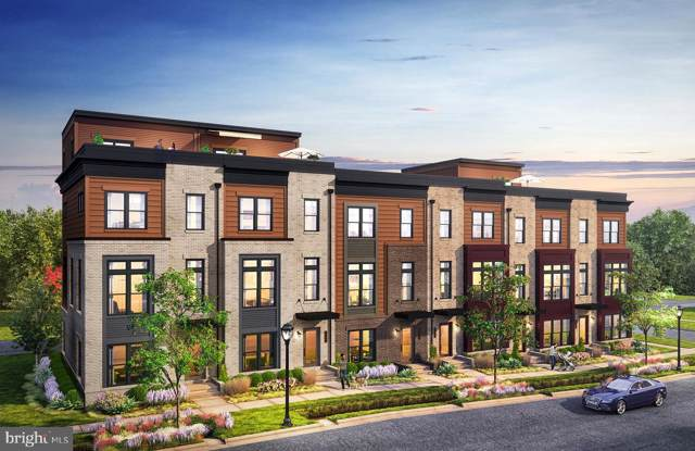 5 Preserve Parkway The Carter, ROCKVILLE, MD 20852 (#MDMC681566) :: Dart Homes