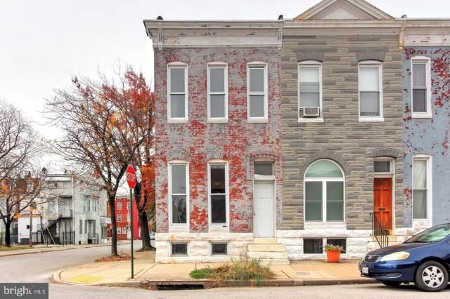 2400 Brentwood Avenue, BALTIMORE, MD 21218 (#MDBA486414) :: Keller Williams Pat Hiban Real Estate Group