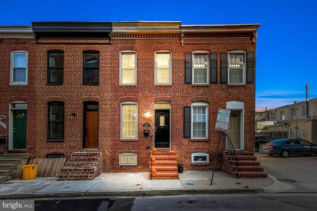 102 W Heath Street, BALTIMORE, MD 21230 (#MDBA486420) :: Dart Homes