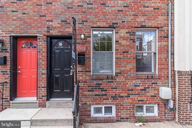 2408 E Sergeant Street, PHILADELPHIA, PA 19125 (#PAPH838456) :: ExecuHome Realty