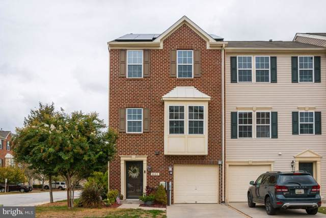 602 Warbler Walk, GLEN BURNIE, MD 21060 (#MDAA415002) :: Gail Nyman Group