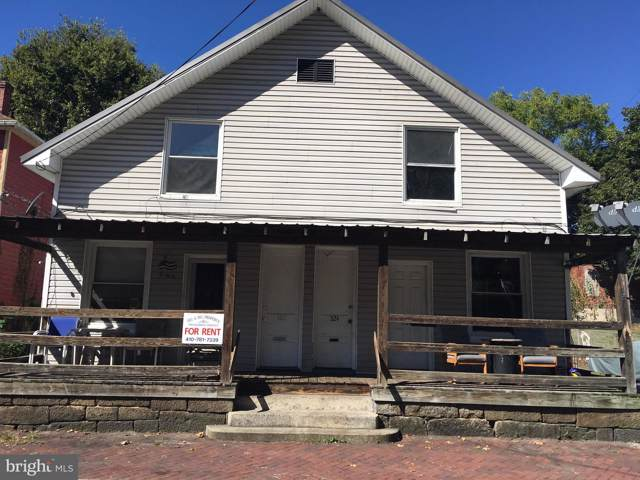 324-320-326 Furnace Street, CUMBERLAND, MD 21502 (#MDAL132882) :: Gail Nyman Group
