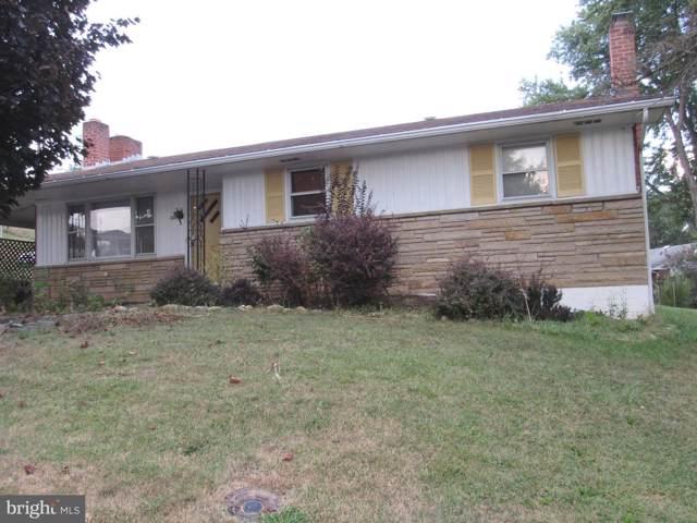 1312 Kentucky Avenue, CUMBERLAND, MD 21502 (#MDAL132884) :: The Miller Team