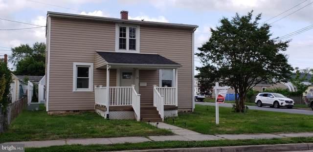 25 Terrace Road, BALTIMORE, MD 21221 (#MDBC474136) :: The Licata Group/Keller Williams Realty