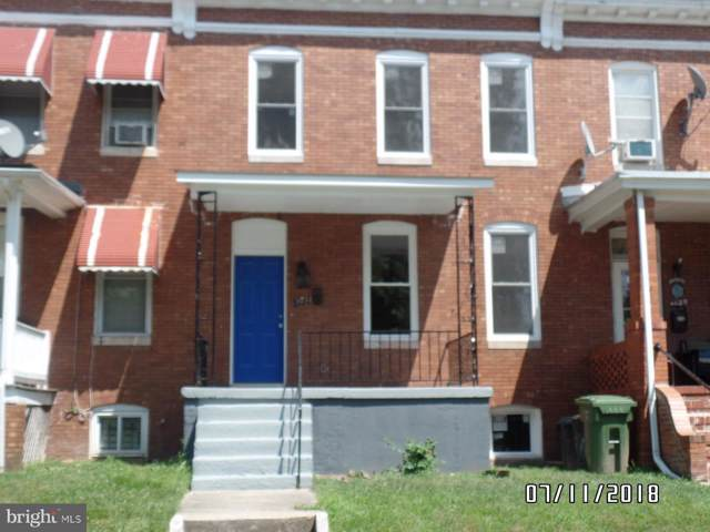 3631 Old York Road, BALTIMORE, MD 21218 (#MDBA486478) :: Pearson Smith Realty
