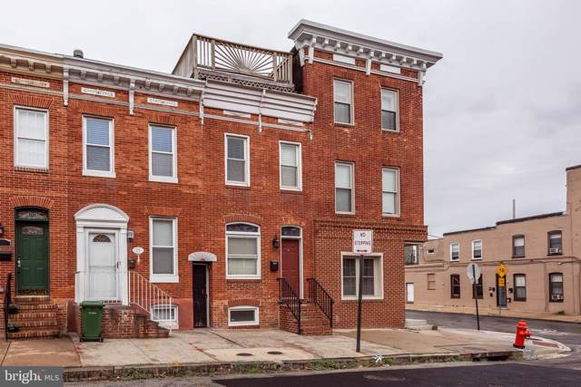 741 S Montford Avenue, BALTIMORE, MD 21224 (#MDBA486480) :: The Sky Group