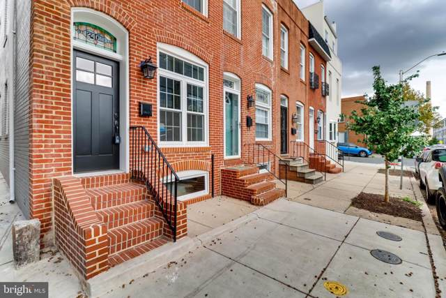2400 Hudson Street, BALTIMORE, MD 21224 (#MDBA486488) :: The Sky Group