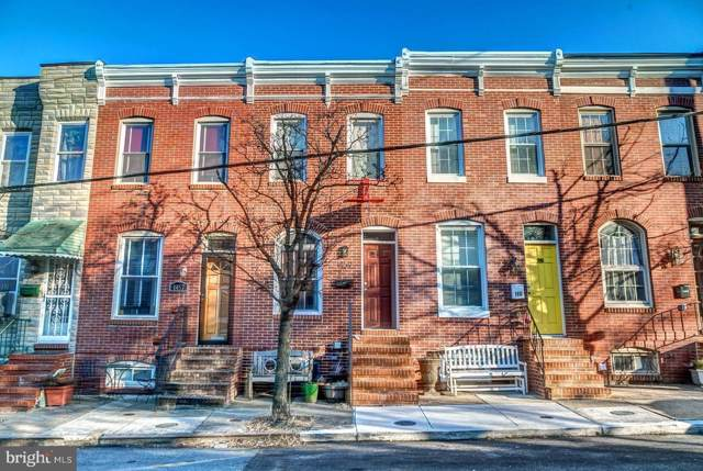1459 Woodall Street, BALTIMORE, MD 21230 (#MDBA486498) :: The Dailey Group