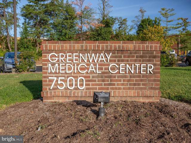 7500 Hanover Parkway 205A, GREENBELT, MD 20770 (#MDPG545978) :: AJ Team Realty