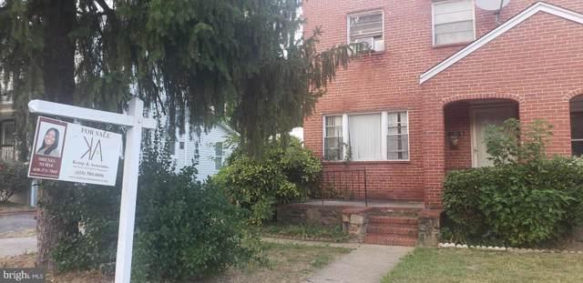 6400-H Walnut Street, BALTIMORE, MD 21207 (#MDBC474172) :: The Miller Team