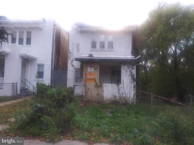 3824 Reisterstown Road, BALTIMORE, MD 21215 (#MDBA486526) :: Lucido Agency of Keller Williams
