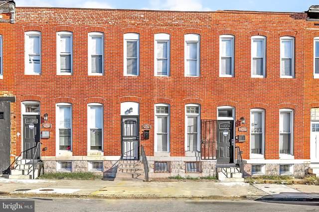 1704 E Federal Street, BALTIMORE, MD 21213 (#MDBA486528) :: ExecuHome Realty