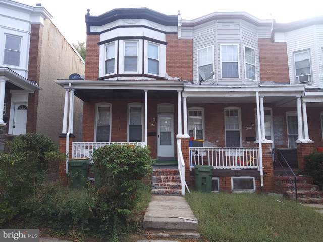 421 S Augusta Avenue, BALTIMORE, MD 21229 (#MDBA486536) :: The Miller Team