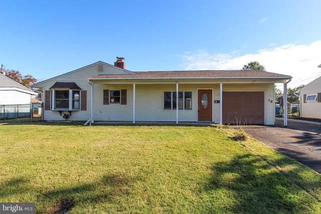 38 Fireside Lane, LEVITTOWN, PA 19055 (#PABU481520) :: Linda Dale Real Estate Experts