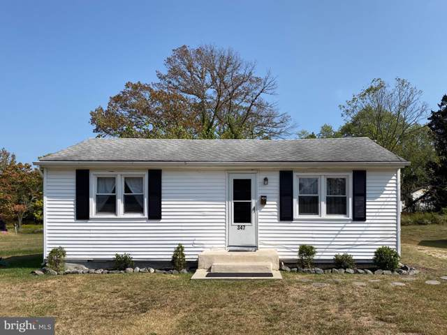347 S East Avenue, BRIDGETON, NJ 08302 (#NJCB123284) :: Tessier Real Estate