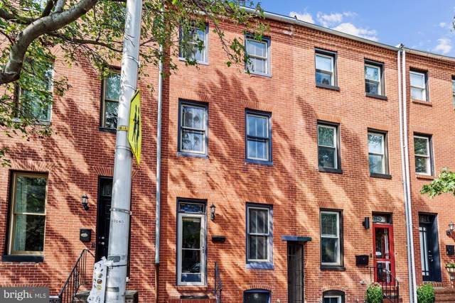 324 S Chester Street, BALTIMORE, MD 21231 (#MDBA486598) :: Blue Key Real Estate Sales Team