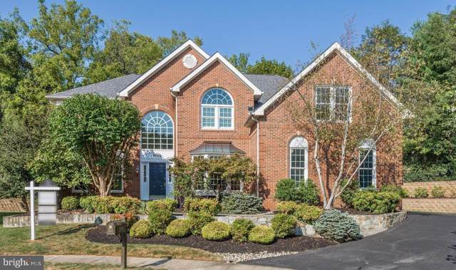 10100 Daphney House Way, ROCKVILLE, MD 20850 (#MDMC681770) :: AJ Team Realty