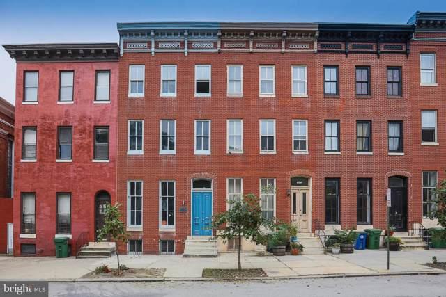 1411 W Lombard Street, BALTIMORE, MD 21223 (#MDBA486600) :: Dart Homes