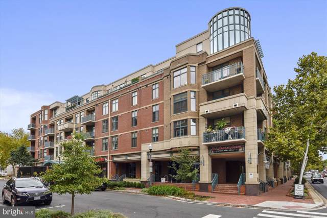 502 W Broad Street #306, FALLS CHURCH, VA 22046 (#VAFA110746) :: The Redux Group