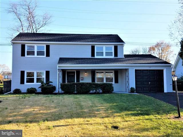 10 Medley Lane, WILLINGBORO, NJ 08046 (#NJBL358388) :: Keller Williams Real Estate