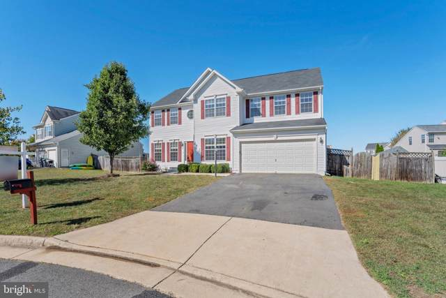 10790 Tibert Court, BEALETON, VA 22712 (#VAFQ162594) :: Cristina Dougherty & Associates