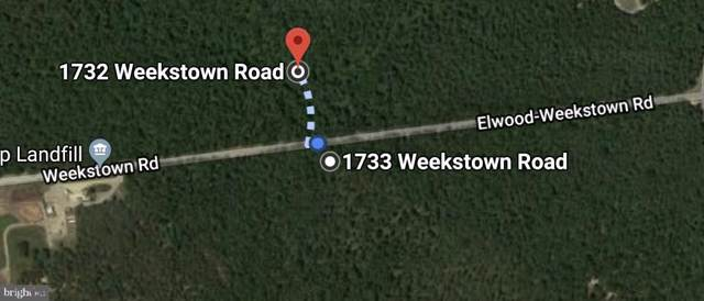 1732 Weekstown, ELWOOD, NJ 08217 (MLS #NJAC111786) :: The Dekanski Home Selling Team