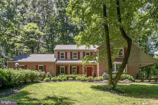 11708 Fallswood Terrace, LUTHERVILLE TIMONIUM, MD 21093 (#MDBC474312) :: Pearson Smith Realty