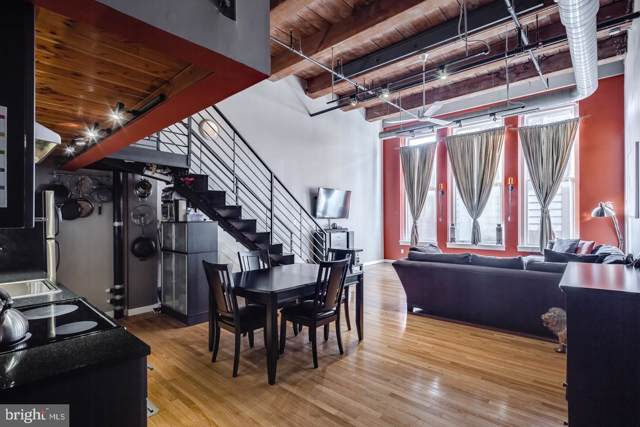1027 Arch Street #306, PHILADELPHIA, PA 19107 (#PAPH839006) :: The Matt Lenza Real Estate Team
