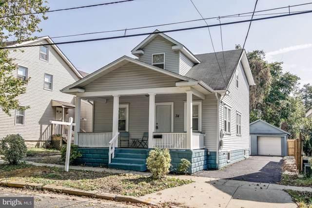 34 Laurel Street, WOODBURY, NJ 08096 (#NJGL248836) :: Lucido Agency of Keller Williams