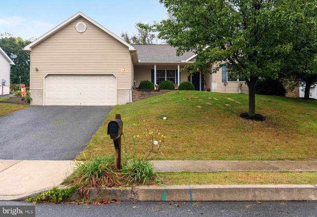 402 Colonial Court, BLANDON, PA 19510 (#PABK348890) :: Berkshire Hathaway Homesale Realty