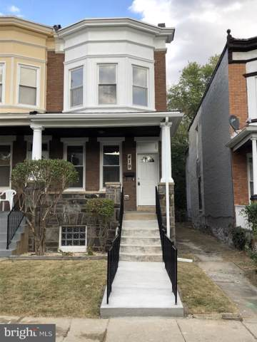 419 S Augusta Avenue, BALTIMORE, MD 21229 (#MDBA486714) :: The Miller Team