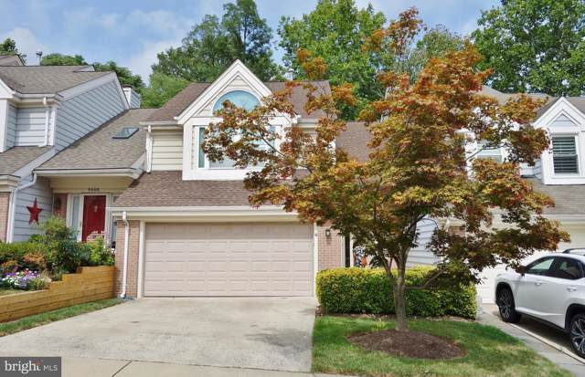 9606 Ridge Avenue, FAIRFAX, VA 22030 (#VAFC118942) :: AJ Team Realty