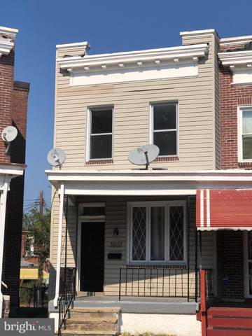 3602 Eversley Street, BALTIMORE, MD 21229 (#MDBA486754) :: The Licata Group/Keller Williams Realty