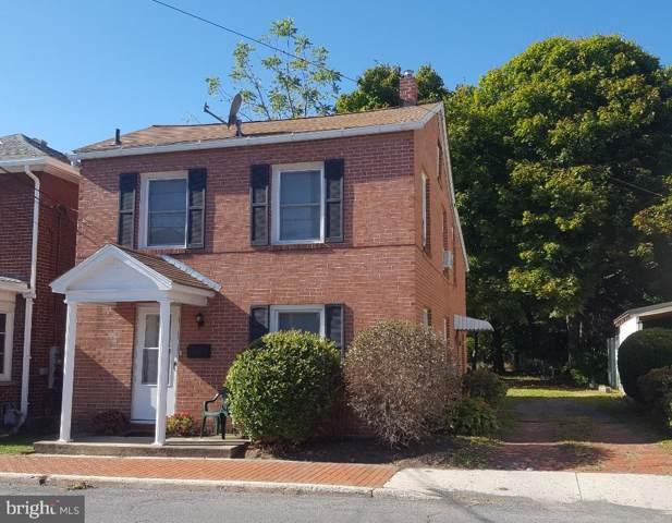 31 S Water Street, FROSTBURG, MD 21532 (#MDAL132926) :: Jennifer Mack Properties
