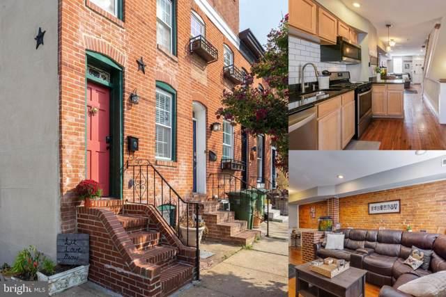 102 E Randall Street, BALTIMORE, MD 21230 (#MDBA486770) :: Keller Williams Pat Hiban Real Estate Group