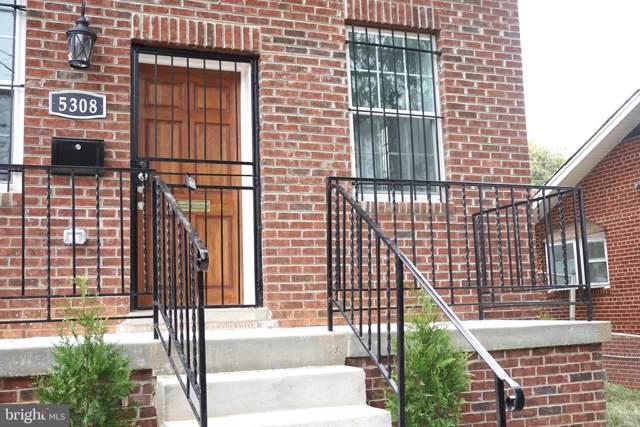 5308 Central Avenue SE, WASHINGTON, DC 20019 (#DCDC445258) :: AJ Team Realty
