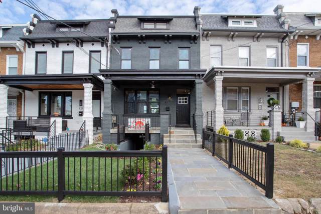825 Emerson Street NW, WASHINGTON, DC 20011 (#DCDC445274) :: Viva the Life Properties
