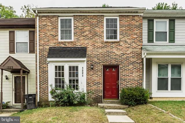 1321 Nalley Terrace, LANDOVER, MD 20785 (#MDPG546292) :: Tom & Cindy and Associates