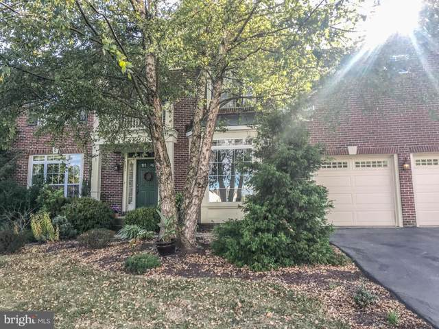 13104 Hepplewhite Circle, HAGERSTOWN, MD 21742 (#MDWA168372) :: Tessier Real Estate